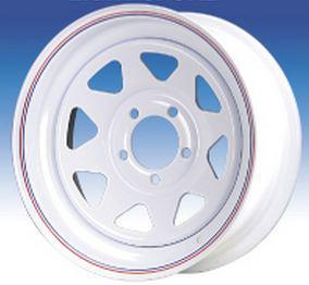 Highway Eight Spoke Tires